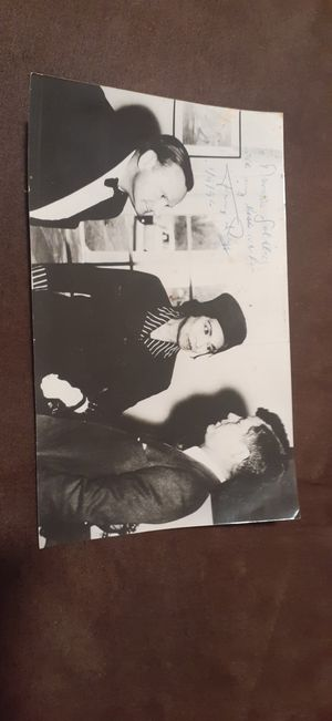 JFK/CORETTA KING . 3RD PERSON NOT KNOWN. Personal 35mm picture for Sale in McKnight, PA