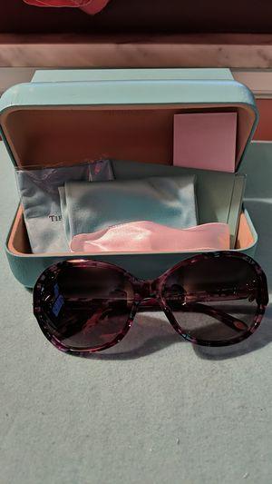 Tiffany TG4068B Plum Havana Sunglasses for Sale in McKeesport, PA