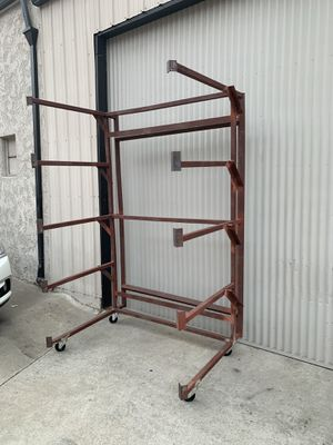Material Roll Rack for Sale in Long Beach, CA