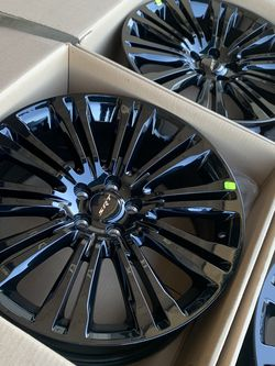 """Factory 20"""" SRT Challenger Charger Chrysler 300 Magnum Wheels Rims for Sale in Long Beach,  CA"""