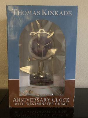 Anniversary Clock - home decor for Sale in Orlando, FL