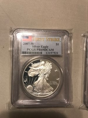 2007 First Strike Silver Eagle for Sale in Kilgore, TX