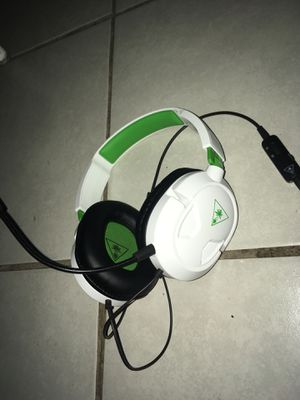 Turtle beach headphones gaming headset for Sale in Riverview, FL