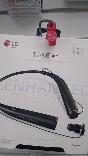 LG Tone Bluetooth Headphones for Sale in Knoxville, TN