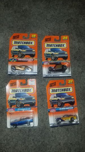 Brand new Matchbox Classic Cars for Sale in Alhambra, CA