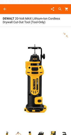 Rotor 20V. TOOL ONLY for Sale in Alexandria, VA