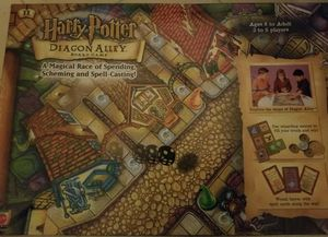 Diagon Alley Board Game for Sale in Austin, TX