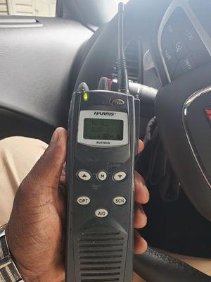 Miami dade police radio for Sale in Miami, FL