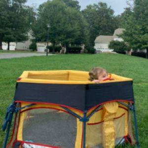 Primo Play Yard, Cabana Kids Baby for Sale in Menifee, CA