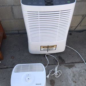 Air Purifier And Dehumidifier for Sale in Los Angeles, CA