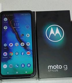 Like New Moto G Stylus Smartphone Metro PCS for Sale in Collinsville,  IL