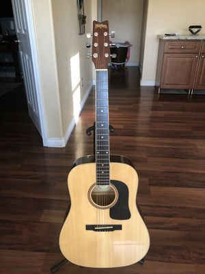 Washburn acoustic guitar for Sale in Hemet, CA