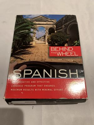 Behind The Wheel Spanish Level 1 for Sale in Irvine, CA