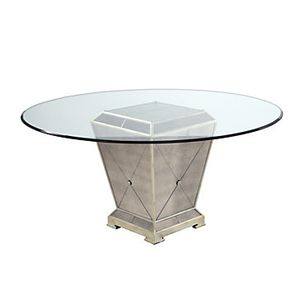 """z gallerie round dining table 60"""" for Sale in Rockville, MD"""