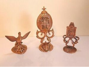 Bronze Christian Orthodox Candle holders for Sale in San Diego, CA