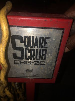 Square floor Scrubber machine for Sale in East Lansdowne, PA