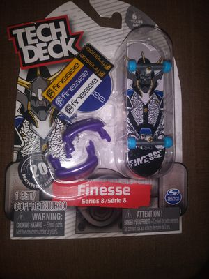 Rare Finesse Tech Deck for Sale in Hudson, FL