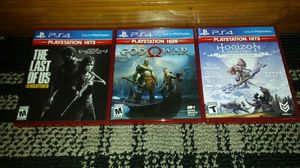 Ps4 games for Sale in Lacey, WA