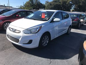 2013 Hyundai Accent. 75k miles. Pre certified for Sale in Tampa, FL
