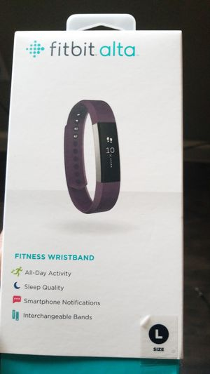 Fitbit alta for Sale in Jacksonville, FL