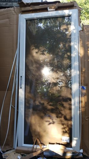 Pella storm door for Sale in Takoma Park, MD