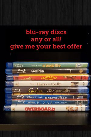Blu Ray Disc collection for Sale in Costa Mesa, CA