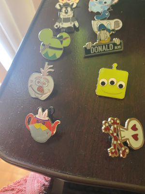 Disney collector pins for Sale in Schaumburg, IL