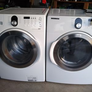 Samsung Washer and Dryer for Sale in Keizer, OR