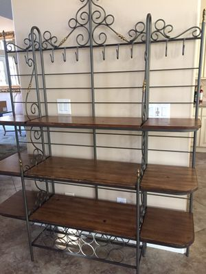 Bakers Rack - Till Saturday Only $550 for Sale in Las Vegas, NV