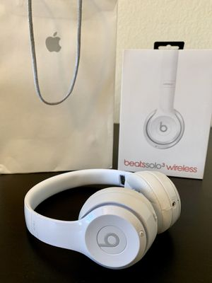 Beats Solo 3 Wireless (Like New) for Sale in Sugar Land, TX