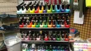 Nail laquer liquidation sale for Sale in Milwaukee, WI