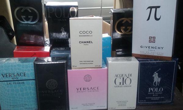 Cologne and Perfume