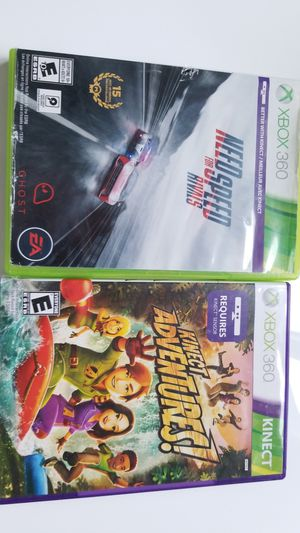 2 xbox 360 games for Sale in Powell, OH