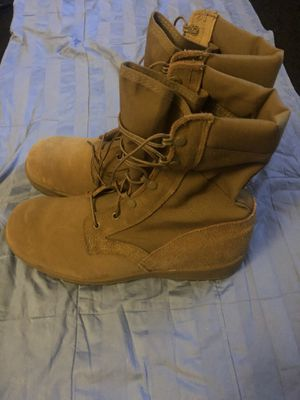 Genuine military boots for Sale in Long Beach, CA