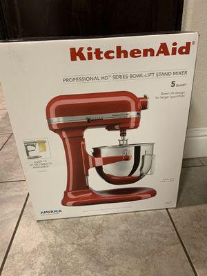 KitchenAid Professional HD Series 5 Quart Bowl-Lift Stand Mixer for Sale in Midland, TX