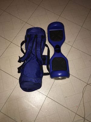 Hoverboard and case for Sale in Lancaster, PA