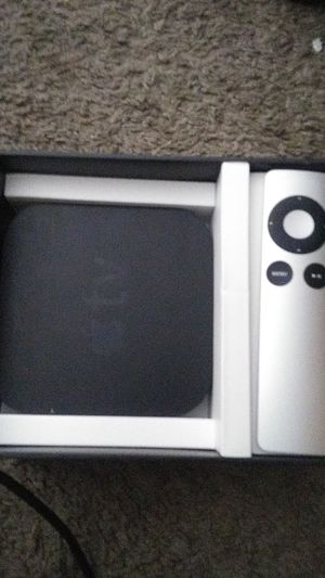 Apple TV for Sale in North Las Vegas, NV