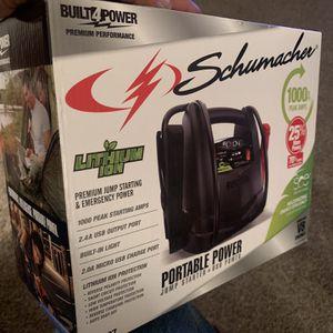 Jump Start / Portable Power Box for Sale in Alexandria, LA