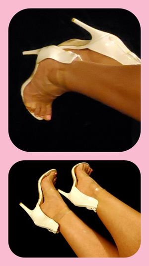 BRAND NEW FOREVER LINK HEEL WITH CLEAR TRAPS for Sale in Vernon, CA