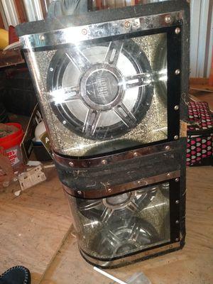 Dual speaker 12 for Sale in Houston, TX