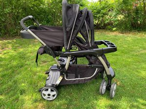 Graco Ready2Grow LX Double Stroller for Sale in Wayne, PA