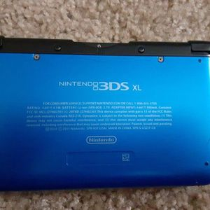Nintendo 3DS XL Blue for Sale in Federal Way, WA