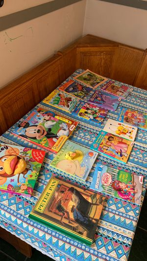 FREE Children's Books *Must take all for Sale in Tacoma, WA
