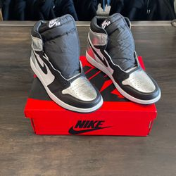Jordan 1 Silver Toe for Sale in Los Angeles,  CA