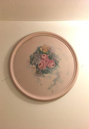 Flower circle frame for Sale in Davie, FL