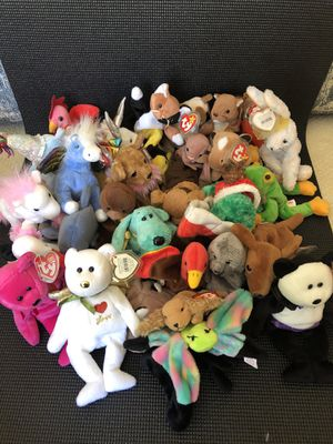 Lot of beanie babies for Sale in Rolling Hills, CA