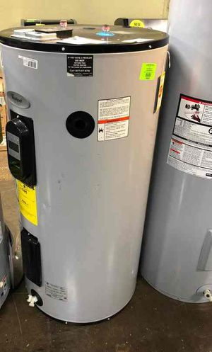 Whirlpool Electric Water Heater 50 Gallon ❗️ LWMZE for Sale in Canutillo, TX