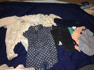 Baby boy clothes bundle for Sale in Laveen Village, AZ