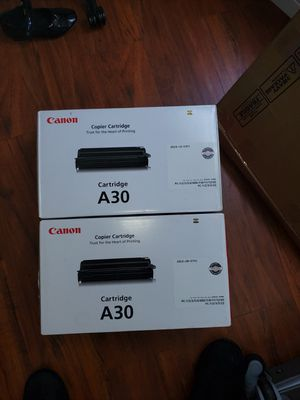 Canon ink A30 cartridge for Sale in Los Angeles, CA