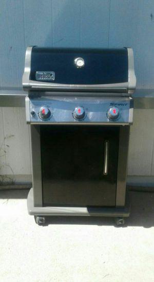 Weber Spirit E-310 BBQ Propane Gas Grill 3-Burners LP Stainless Steel Cast Iron Grates Asador for Sale in Phoenix, AZ
